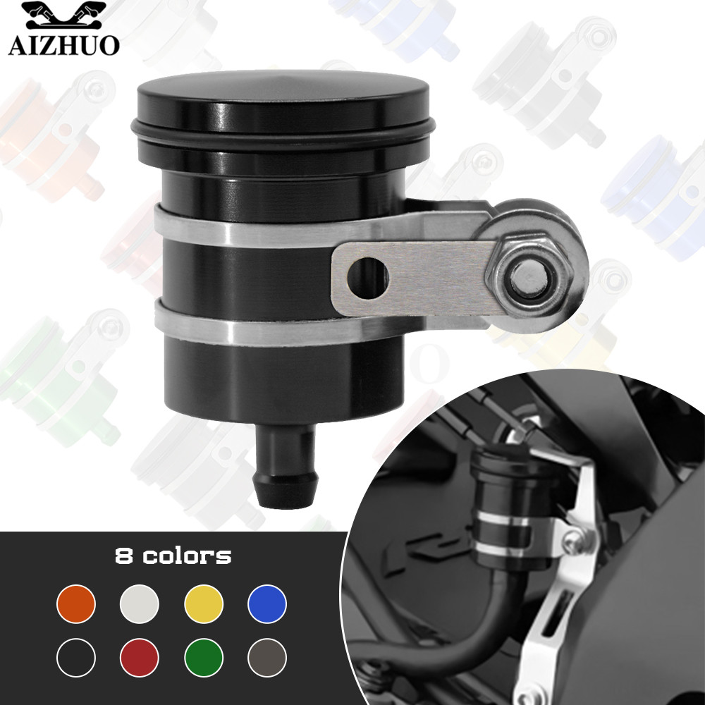 For BWM F800R F800S F800ST R1200R R1200RT /SE R1200S R1200GS R1200ST Brake fluid Brake Fluid Reservoir Oil Cup Brake Clutch Tank motorcycle brake fluid reservoir clutch tank oil fluid cup for ktm 125 200 390 duke bmw s1000rr r1200gs kawasaki er6n ninja 300
