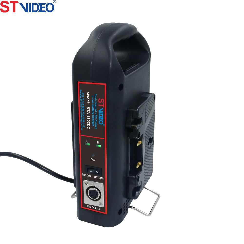 bilder für Auf Verkauf Anton Gold-mount Akku und ladegerät set (gehören 130A batterien * 3 und STA-1802DC ladegerät * 1)