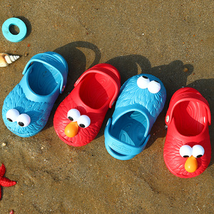 Image 4 - Summer Kids Slippers Shoes Boys Cave Shoes Indoor Casual Non slip Slippers Children Girls Beach Shoes Slippers