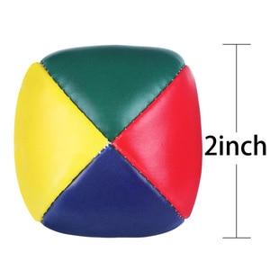Image 5 - 5 шт., Мячи Для Жонглирования, для начинающих