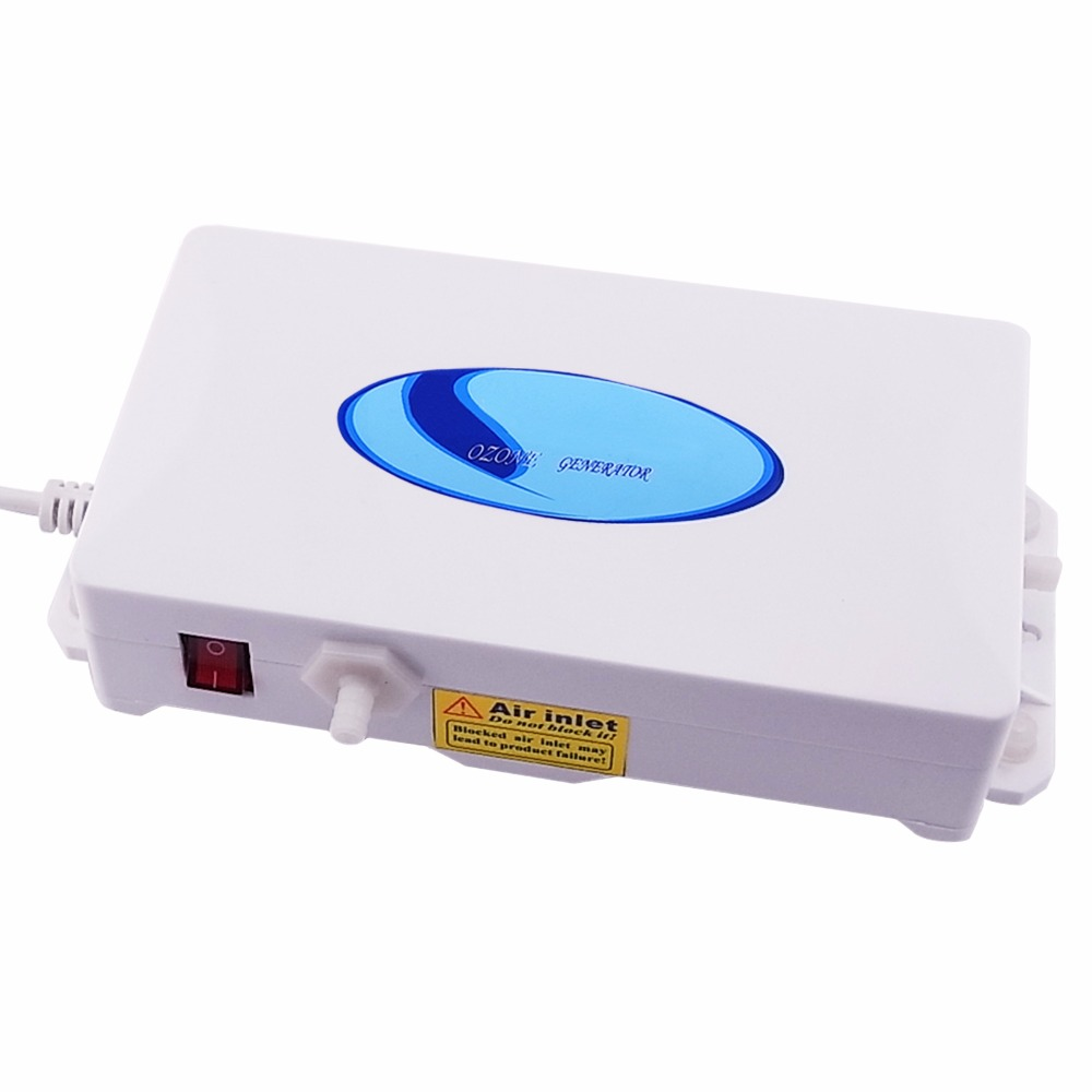 Portable Ozone Generator 200mg/h Aquarium Purifier Ozonizer Available in 110V and 220V + Built in Air Pump ozone h 03