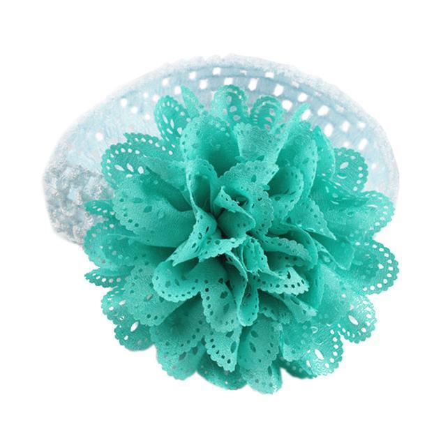 headbands baby girls hair accessories Flower Hollow Out Headband Dress Up Head band for Accessory HairBands headband flowe *20