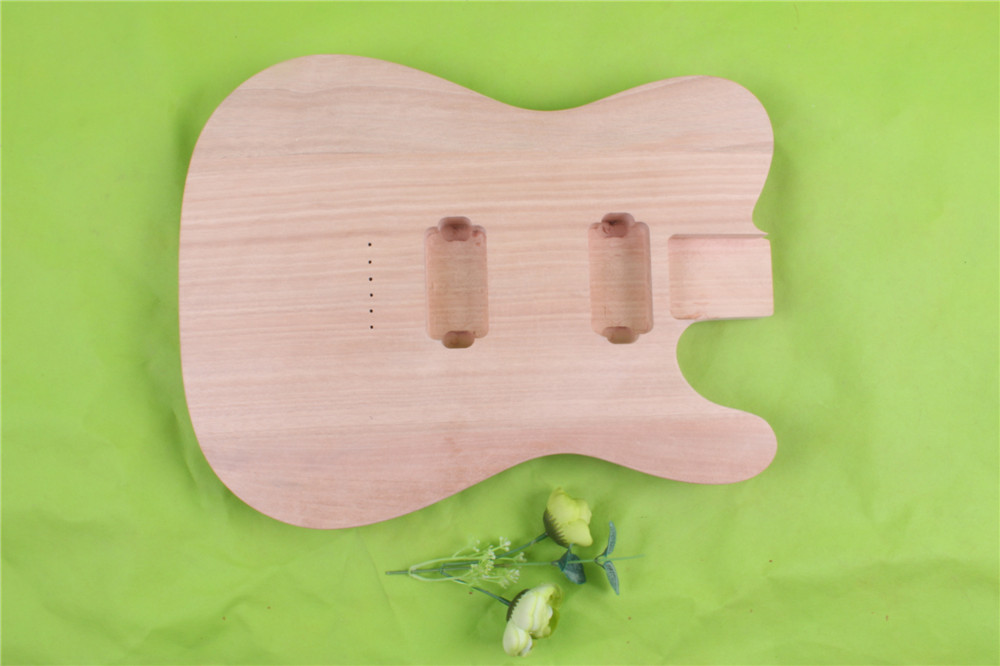 S-00165 #       Electric guitar neck  and  body    fine quality    mahogany  made  S-00165 #       Electric guitar neck  and  body    fine quality    mahogany  made