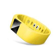 Расширенный Новинка 2017 года Bluetooth Smart Браслет часы Спорт Здоровый Шагомер сна Мониторы Спортивные товары Бесплатная доставка