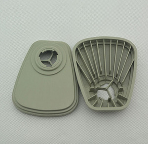 Image 5 - Lots Of LYYSB 603 filter adapter Platform For 3M 6000 7000 Series Industry Gas Mask Safety Respirator