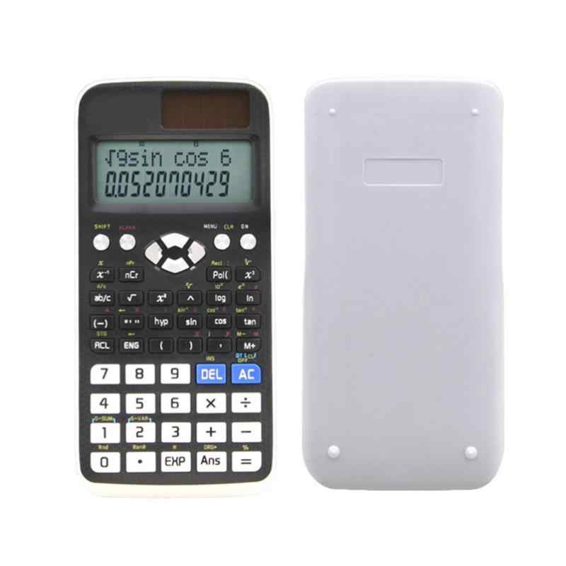 FX-991EX Black Scientific Function Calculator Students Stationary  Calculating Tool Drop Shipping #0611