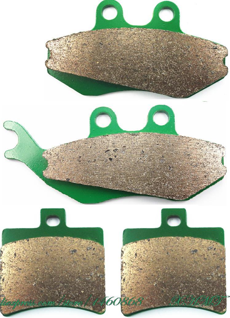 Brake Shoe Pads Set For Malaguti Phantom Max 125 200 250 2004 & Up
