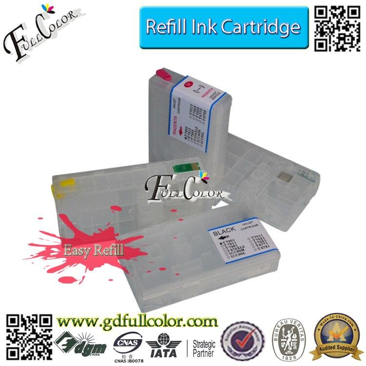 Съвместима касета за мастило T6771-4 4 - Офис електроника - Снимка 6