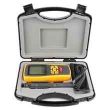 الصناعية ميزان الحرارة الرقمي الرطوبة K نوع الحرارية التحقيق مختبر الهواء جهاز قياس الحرارة والرطوبة USB مسجل بيانات GM1361