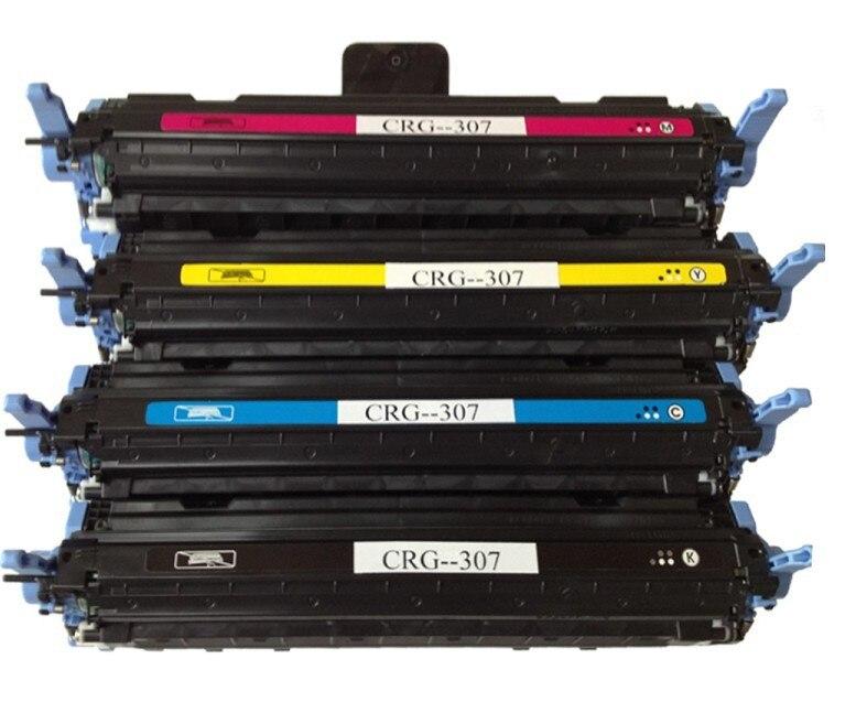 Kompatibel CRG107 307 707 für Canon HP Color LaserJet 1600 2600n 2605...