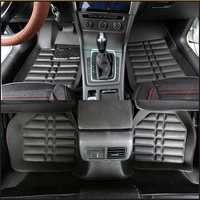 Universal car floor mats for audi a3 sportback a5 sportback a4 b8 avant tt mk1 a1 a3 a7 a8 q3 q5 q7 car mats