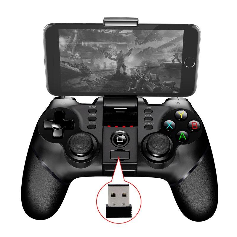 2017 Nouveau PG 9076 Batman Gaming Bluetooth 2.4G Sans Fil Contrôleur Gamepad Joystick Pour PS3 Android Téléphone Tablet PC Ordinateur Portable