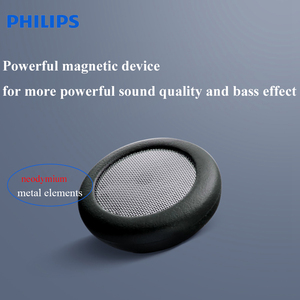 Image 5 - سماعات أذن أصلية من فيليبس SHS3305 نوع سماعات أذن معلقة سماعات رياضية تدعم الهواتف الذكية لهاتف هواوي شياومي