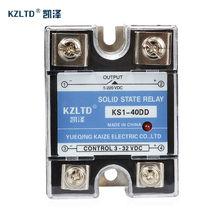 SSR-40DD 40A Solid State Relays 40A SSR 3-32V DC to 5~220V DC Relay Module for PID Temperature Controller DC – DC SSR 40A SSR-40