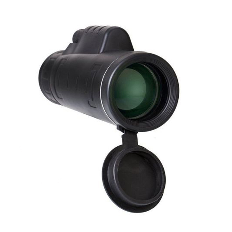 Night Vision 40x60 Travel HD Dual Focus Optical Prism Monocular Telescope