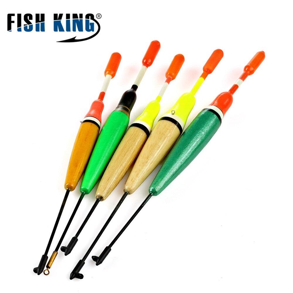 FISH KING Barguzinsky Fir Folat 5PCS / Lot 2g 3g 4g 5g Längd 15.5CM - Fiske
