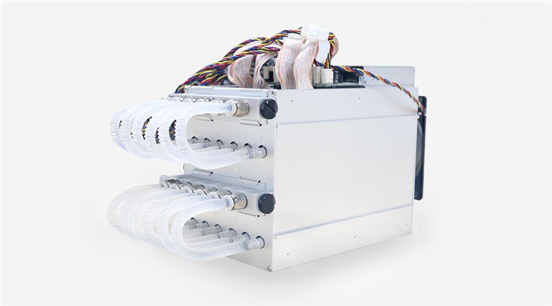 BITMAIN Water Cooling BTC Miner AntMiner S9 Hydro 18T With Power Supply APW5 Asic Bitecion BCH Miner,Low Noise,Energy Saving!