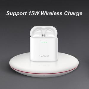 Image 5 - מקורי Huawei Freebuds 2 פרו Freebuds2 אלחוטי Bluetooth 5.0 אוזניות Hi Fi עמיד למים IP54 ברז שליטה אלחוטי תשלום