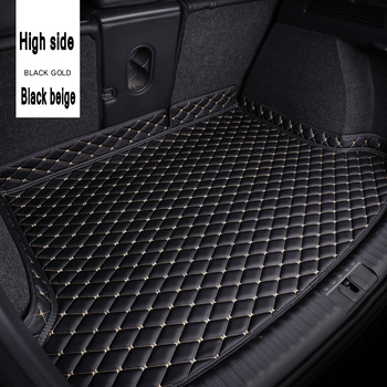 ZHAOYANHUA Car Trunk Mats For BMW E46 E90 E91 E92 E93 F30 F31 F34 GT Car Cargo Rear Liner Trunk Mat Carpet image