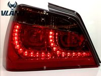 Free Shipping Car Lamp Fit For Performance Led Tail Light For Proton Waja 2000