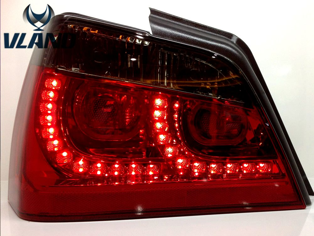 Free shipping for VLAND Tail lamp for Proton Waja 2000 LED taillights