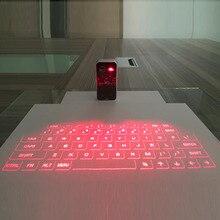 Мини Портативный лазерной виртуальной проекции клавиатуры и Мыши для Планшеты ПК в наличии!