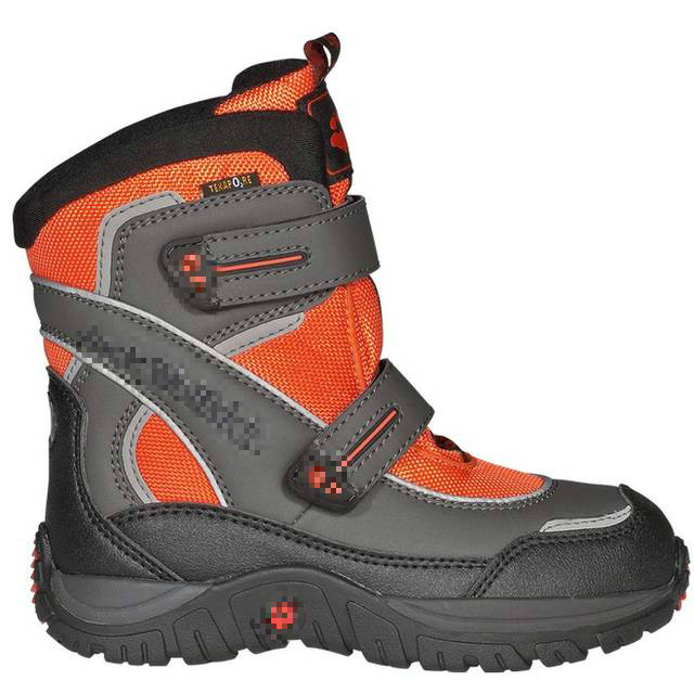 Aliexpress.com : Buy Children Large outdoor snow boots kids snow ...