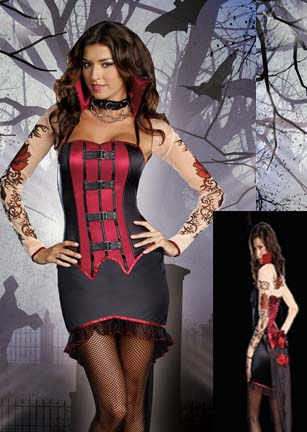 free shipping cheapest price hot sale unique le vamp fatale costume costumes for women vamp costume for women halloween costume - Best Halloween Costumes Female