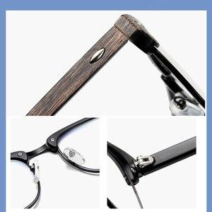 Image 3 - 푸른 빛 차단 안경 컴퓨터 읽기 Photochromic 선글라스 카멜레온 태양 남성 여성 Semi Rimless