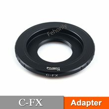C-FX Adapter for  Lens for FX Mount X-T2  X-T20 X-T10 XE1 Camera