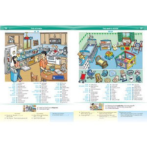 Image 3 - Word by Word Picture Dictionary Book