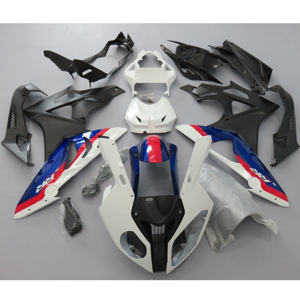 Motorcycle Full Fairing Set For BMW S1000RR S 1000 RR 2012 S 1000RR 12 Injection Mold Fairings Kit Bodywork UV Painted Blue Red for bmw s1000rr fairing s1000 rr s 1000rr s1000 rr 2010 2013 red and white injection mold bodywork fairings kit