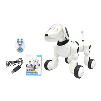 Wireless Electronic Pet Remote Control Intelligent Robot Dog Pet Child Early Education Puzzle Electric Toy Dog
