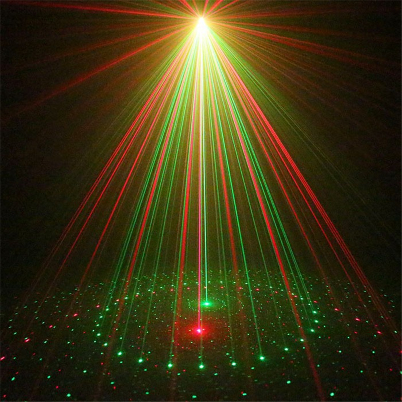Star Laser Light Christmas Lights Projector Outdoor Remote