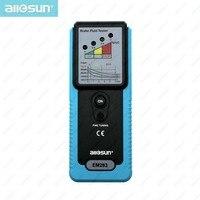 ALL SUN EM283 Automotive Car Truck Brake Fluid Tester Handheld Oil Detector LED Indicator 180 Degree