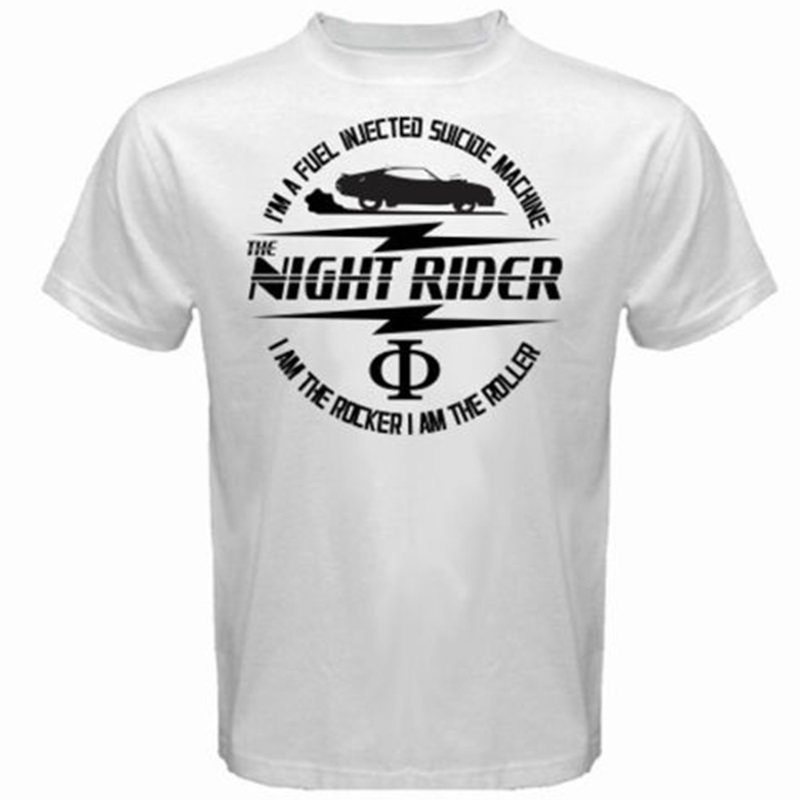 138b83aa2 Mad Max Night Rider Brand New Men tshirt Summer shirts Sleeve Casual Tops  Fashion Design Printed 100% Cotton Tee Shirt S 3XL-in T-Shirts from Men's  Clothing ...