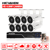 HCVAHDN SONY 4MP CCTV Surveillance Kit 5mp Security Camera System 8ch DVR NVR 5MP Video Output