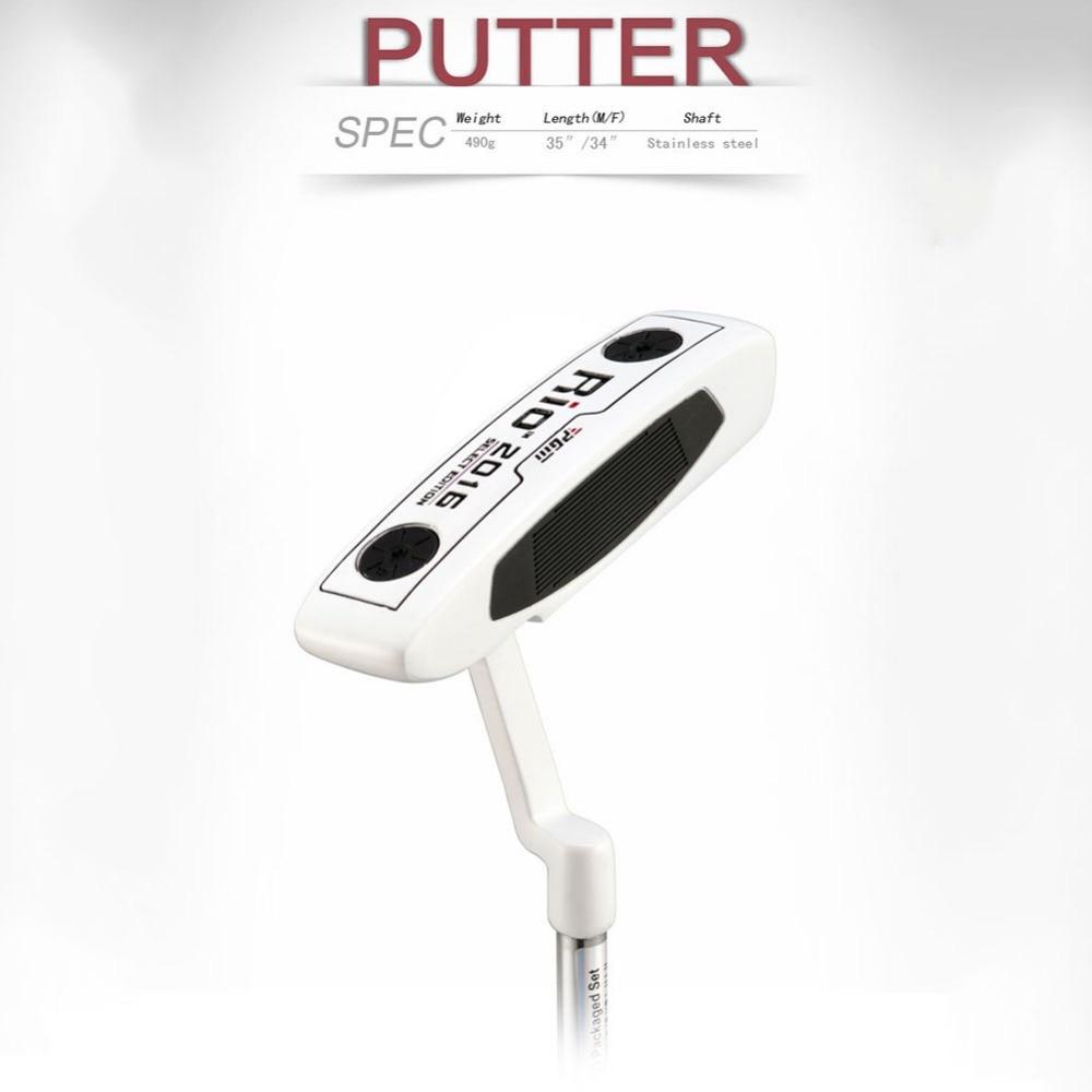 CRESTGOLF RÍO Golf putter clubs de Calidad Superior para los hombres y mujeres d
