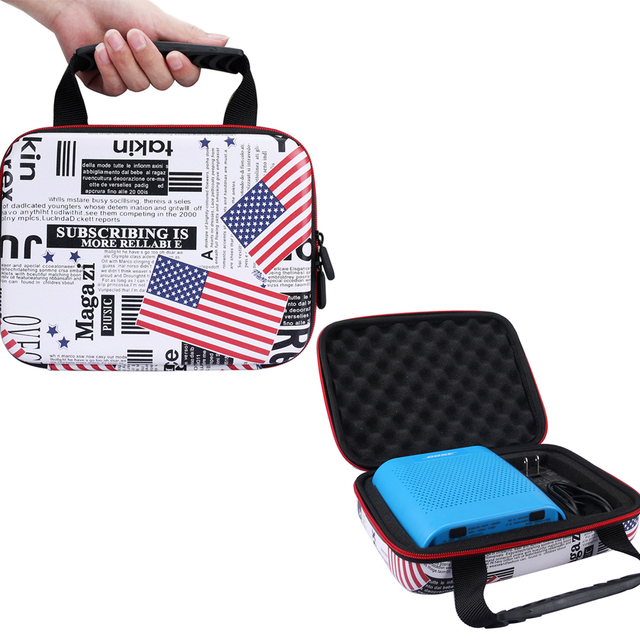 For Bose Soundlink Colour Bluetooth Speaker Newest Outdoor Carry Case Soft Shell Cover Protable Protection Travel Bag Shell