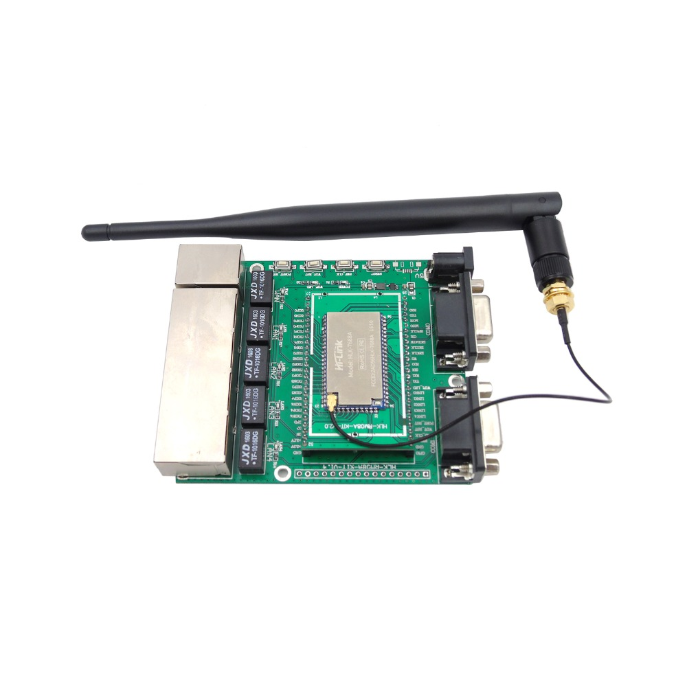 Free Shipping Mt7688an Serial Wifi Module Ethernet Linux