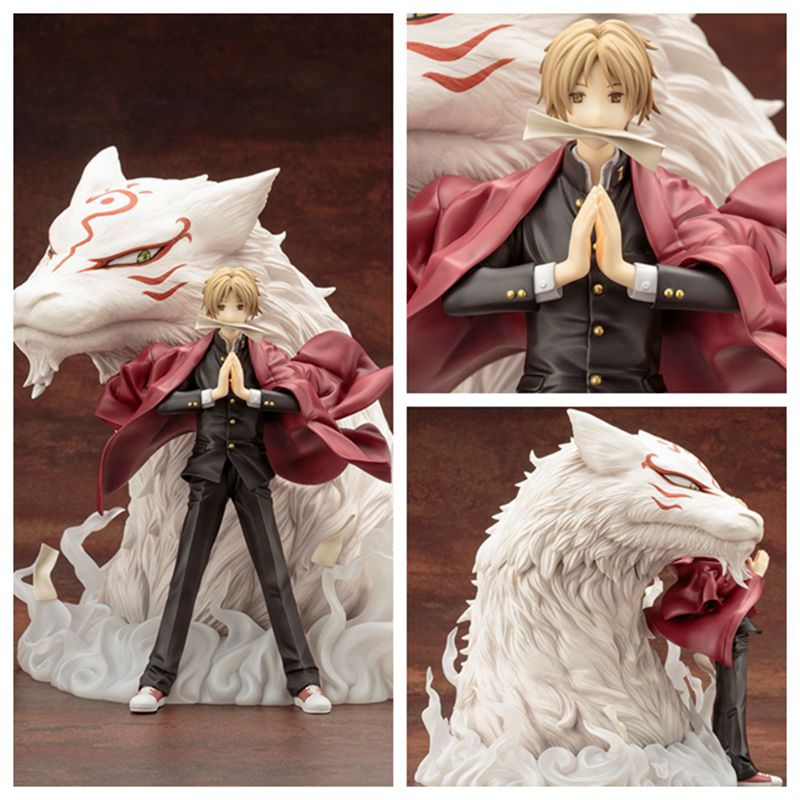 20CM Japanese anime figure ARTFX J Natsume's Book of Friends Natsume Takashi action figure collectible model toys brinquedos action figure natsume takashi natsume s book of friends backpack hand animation pvc 18cm collectible model gift dolls anime