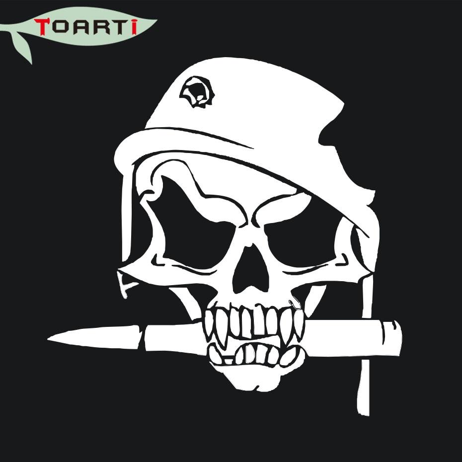 Image Logo Tengkorak Custom Sticker