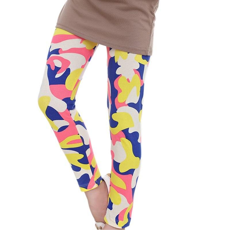 2-14Y-Baby-Kids-Girls-Leggings-Pants-Flower-Floral-Printed-Elastic-Long-Trousers-Hot-3
