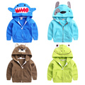 Baby boy's polar fleece jackets in the autumn of 2016 into the new children's wear children's girls jacket cardigan fleece B019