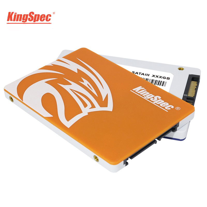 <font><b>KingSpec</b></font> <font><b>SSD</b></font> 2.5 Inch SATAIII 60GB <font><b>120GB</b></font> 128GB 240GB 256GB 480GB 512GB 960GB 1TB Internal HDD Disk for Laptop/Desktop/Notebook image