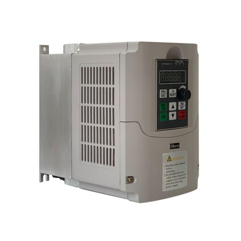 Onduleur solaire PV cc à convertisseur triphasé à courant alternatif 220 V/380 v 0.75kw/1.5kw/2.2kw/4kw avec pompe solaire de contrôle MPPT VFD - 4