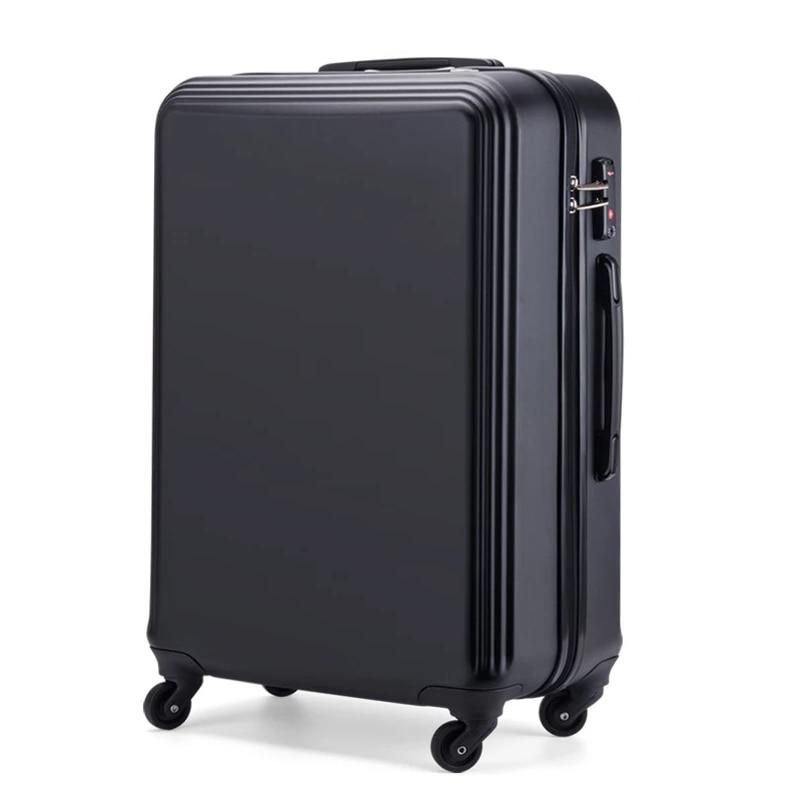 GraspDream แฟชั่นกรอบอลูมิเนียมธุรกิจกระเป๋าเดินทาง mala de viagem รถเข็นกระเป๋าเดินทางพกพา vs กระเป๋าเดินทางกระเป๋าล้อ-ใน กระเป๋าเดินทางแบบลาก จาก สัมภาระและกระเป๋า บน   1