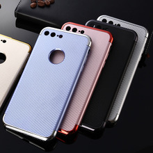 For iPhone 7 plus Cases Luxury Protective Back Cover 3 in 1