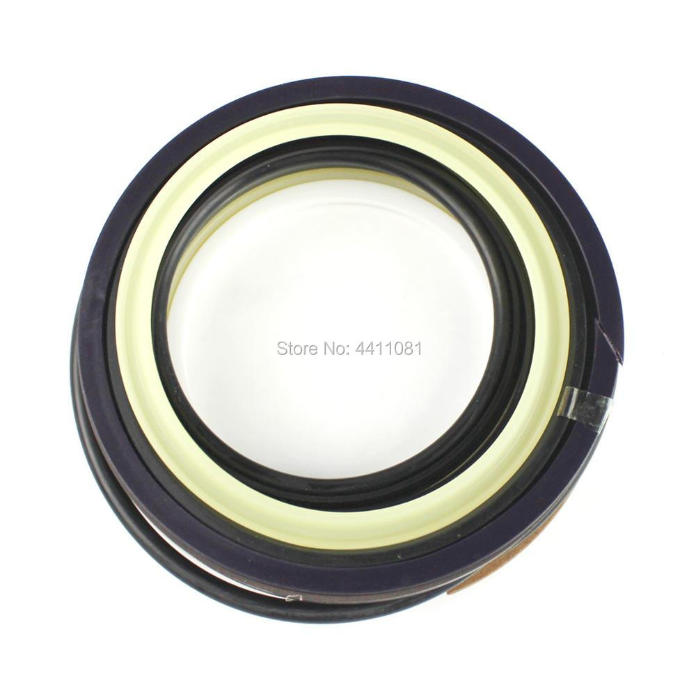 2 Sets For Hitachi EX200-2 Boom Cylinder Seal Repair Service Kit 4286774 4320999 Excavator Oil Seals, 3 month warranty 2 sets for hitachi zx330 3g boom cylinder seal repair service kit 4686321 excavator oil seals 3 month warranty