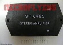 MICROFLYING  1PCS/LOT STK465 STK 465 ZIP-16 AF Power Amplifier Module